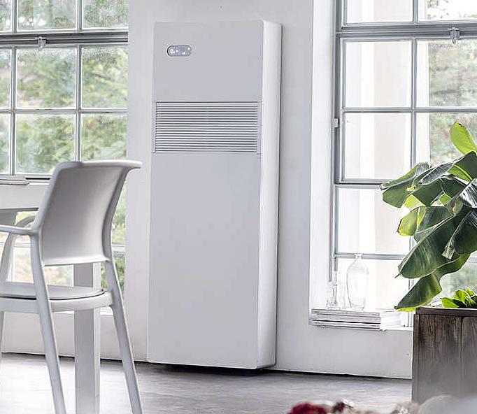 Airco heater
