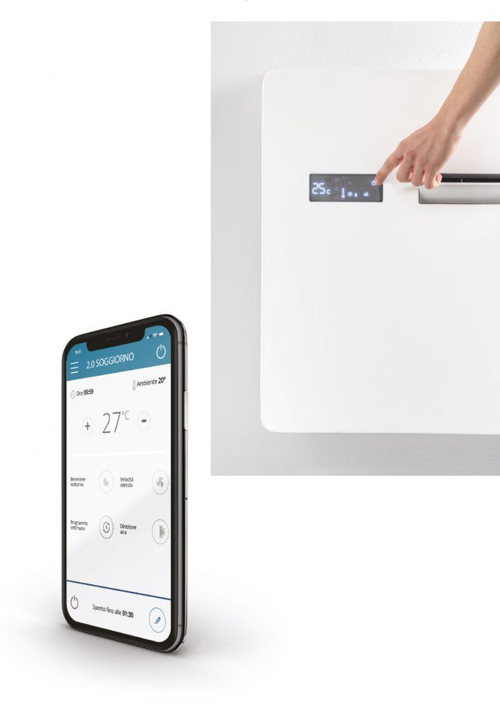 monobloc aircoheater